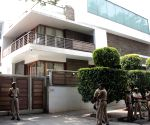 I-T raids on Parameshwara's residence