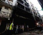 Zakir Nagar fire