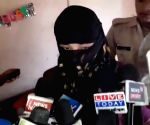 Swami Chinmayanand sexual abuse case - Shahjahanpur girl talks to press