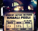 Shooting for 'Khaali Peeli' begins