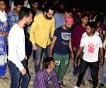 Train kills 50 Dussehra revellers in Punjab