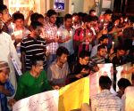 Students condemn the 3/11 Paris blasts