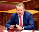 Talks with EU on Northern Ireland Protocol 'constructive', says Britain