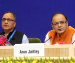 Arun Jaitley addresses at the 5th National Community Radio Sammelan