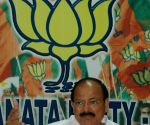 M. Venkaiah Naidu's press conference