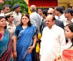 Maneka Gandhi inaugurates Nand Ghar