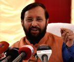 Prakash Javadekar's press conference