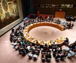 UN NEW YORK SECURITY COUNCIL MIDDLE EAST DE ESCALATION