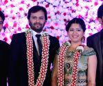Jayaprada's son Siddharth wedding reception