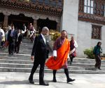 Thimpu (Bhutan): Indian Foreign Secretary meets Bhutanese PM
