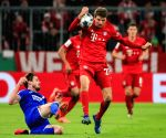 GERMANY-MUNICH-SOCCER-GERMAN CUP-BAYERN MUNICH VS HOFFENHEIM