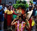 Thousands participate in Lashkar Bonalu celebrations in T'gana