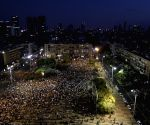 Thousands protest in Israel over handling of economy