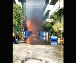 3 injured in fire at chemical unit in Hyderabad
