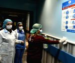 Three recovered Covid-19 patients released from Bengal hospital