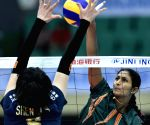 CHINA-TIANJIN-VOLLEYBALL-ASIAN WOMEN'S VOLLEYBALL CHAMPIONSHIP