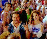 Tiger Shroff, Disha Patani reunite for Pepsi anthem