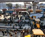Free Photo:  Tikri border