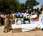 Two slain CRPF troopers laid to rest in TN with full honours