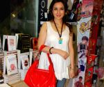 Tisca Chopra launches Manjushree Abhinav's Book.