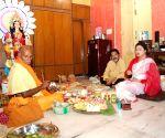 Laxmi Puja - TMC leader Sudip Bandyopadhyay