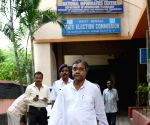 All party meeting held in West Bengal State Election Commission office in Kolkata