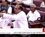Discussion on NRC issue underway at Rajya Sabha