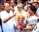 2019 Lok Sabha elections - TMC's Sudip Bandyopadhyay files nomination