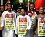 TMC's demonstration - Abhishek Banerjee
