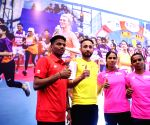 Sudha headlines Indian Elite pack at Tata Mumbai Marathon