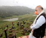 Assam Rifles to carry mega plantation at Cherrapunji: Amit Shah