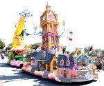 JAPAN TOKYO DISNEY 35TH ANNIVERSARY REHEARSAL