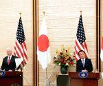 JAPAN TOKYO U.S. MIKE PENCE VISIT