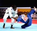 JAPAN-TOKYO-JUDO WORLD CHAMPIONSHIPS