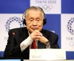 JAPAN TOKYO IOC COORDINATION COMMISSION PRESS CONFERENCE