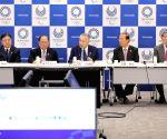 JAPAN TOKYO OLYMPIC MEETING