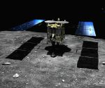 Japanese spacecraft lands on asteroid to collect samples