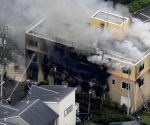 Several dead in arson attack on Japan animation studio