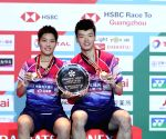 JAPAN TOKYO BADMINTON JAPAN OPEN 2019 FINAL
