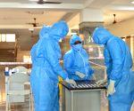 SGPGIMS develops cheaper, faster test for COVID-19