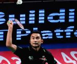 Premier Badminton League - Delhi Acers vs Mumbai Rockets :  ​​Tommy Sugiarto vs H S Prannoy