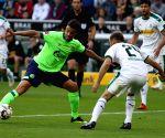 GERMANY-MOENCHENGLADBACH-BUNDESLIGA-BORUSSIA MONCHENGLADBACH VS FC SCHALKE 04