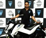 Tork launches electric motorcycles