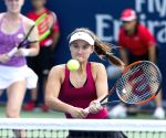 CANADA TORONTO TENNIS ROGERS CUP WOMEN'S DOUBLES
