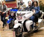 CANADA TORONTO MOTORCYCLE SHOW