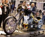 CANADA-TORONTO-NORTH AMERICAN INTERNATIONAL MOTORCYCLE SHOW