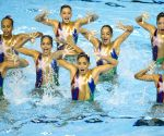 CANADA-TORONTO-PAN AM GAMES-SYNCHRONIZED SWIMMING