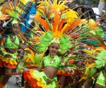 Junior Parade of the 2014 annual Toronto Caribbean Carnival