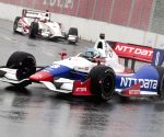 2014 Honda Indy Toronto of IndyCar Series race