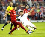 CANADA-TORONTO-SOCCER-MLS-TORONTO FC VS FC CINCINNATI